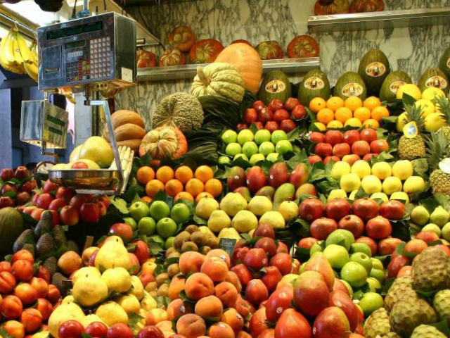 Brumisateur pour fruits et légumes